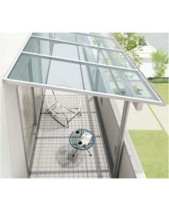 屋根形状:F型/バルコニー用屋根タイプ